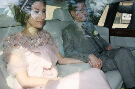 最高5亿 揭秘明星的浪漫婚车