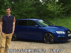 视频: 变态钢炮!海外试驾奥迪RS 3