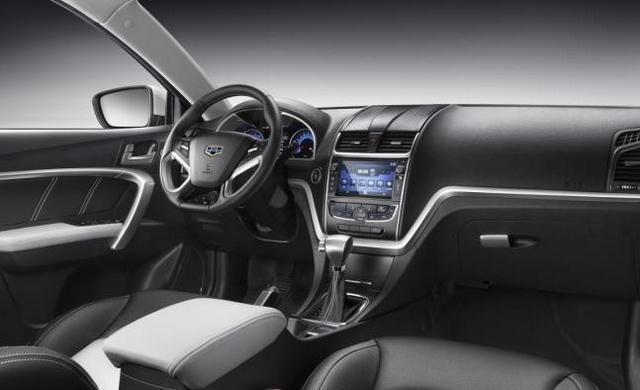 吉利帝豪RS将8月初上市 外观更运动