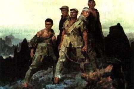 人民日报:狼牙山五壮士——一个抗日英雄群体