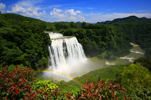 黄果树风景名胜区旅游升级版成果
