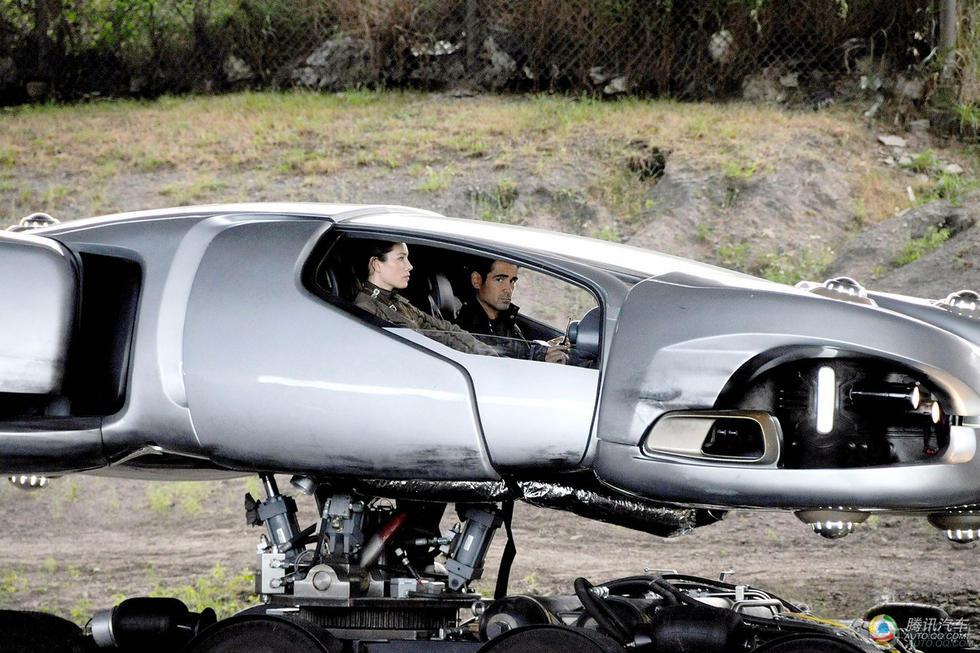 盘点科幻电影中的未来之车