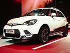 上汽全新MG 3SW正式上市 售价8.77万元