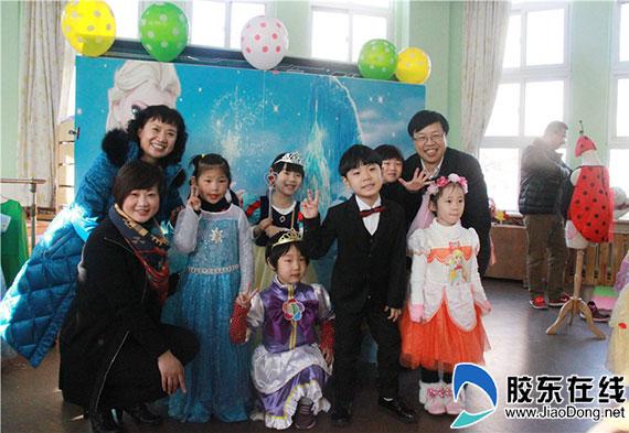 卓雅·大风车幼儿园2016跨年庆典活动纪实(图)