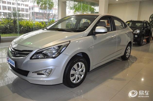 北京现代将推全新小型车 与瑞纳同级别高清图片