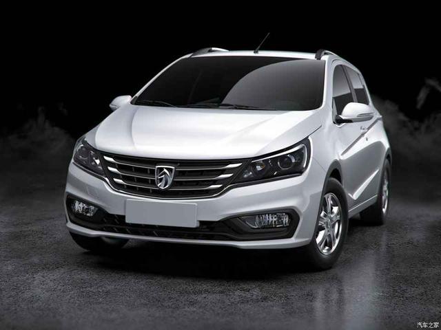 宝骏310官图正式发布 将于北京车展首发