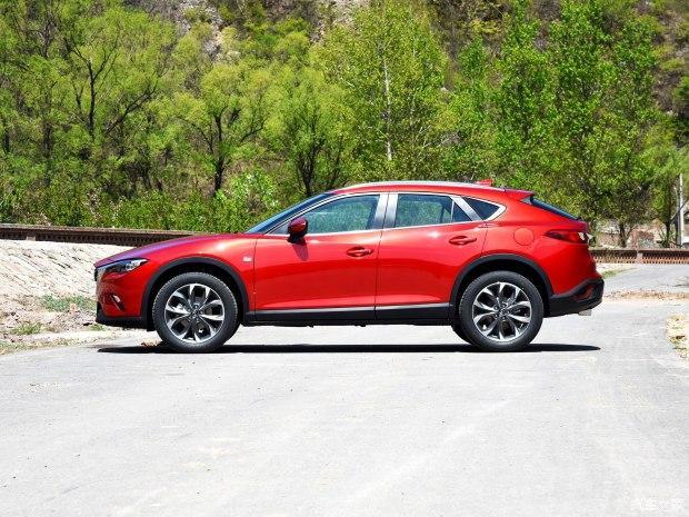 预售14.98万起 马自达CX 4即将开启预售