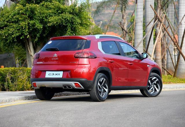 目前在售东风雪铁龙C3-XR-动力更足 价格更低 雪铁龙C3 XR新车型曝光高清图片
