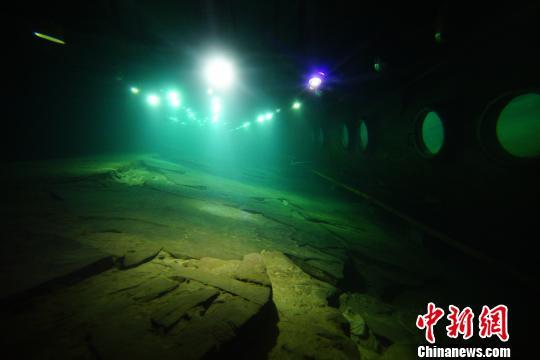 """""""世界第一古代水文站""""的水下文物保护战"""