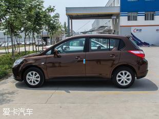 2016款长安逸动XT 1.6L手动俊酷型-小巧而又实用 中国品牌紧凑两厢车高清图片