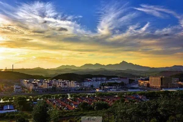 【印象棲霞】小城不大風景如畫,棲霞這么美一起私奔吧