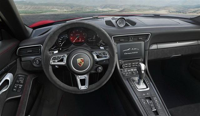 新款911 GTS上市 售161.0-184.4万元