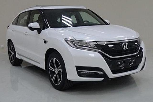 1.东风本田全新中型SUV——UR-V有望下月正式上市.-4款合资国产高清图片
