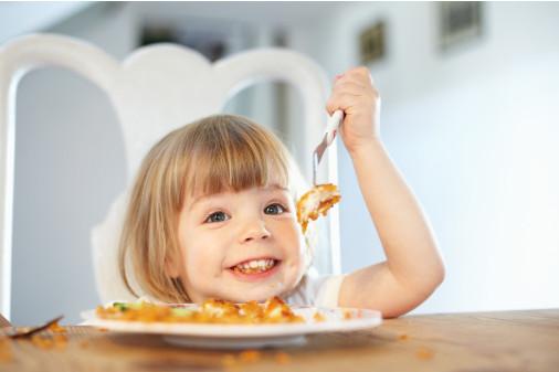 """家庭是孩子饮食管理的""""大本营"""""""