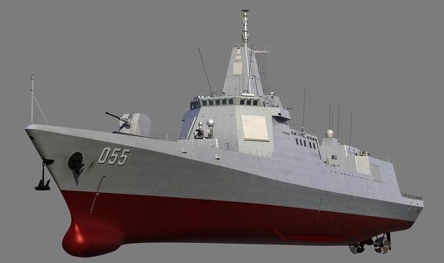 对于完善海军装备体系结构,建设强大的现代化海军,实现中国梦强军梦
