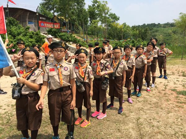 户外教育大咖齐聚烟台 做最专业的少年夏令营