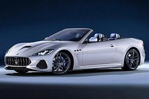 造型升级 玛莎拉蒂新款GranCabrio发布