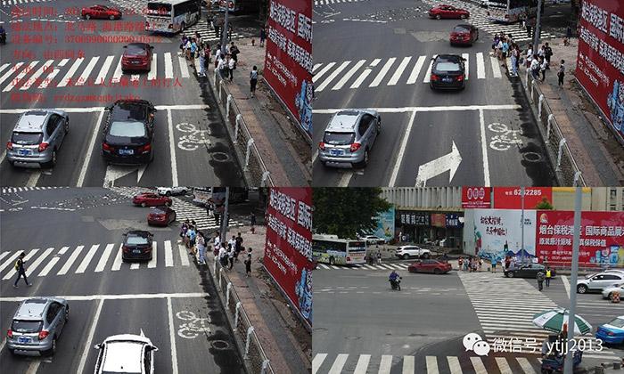 烟台开展机动车不礼让斑马线和行人闯红灯整治行动