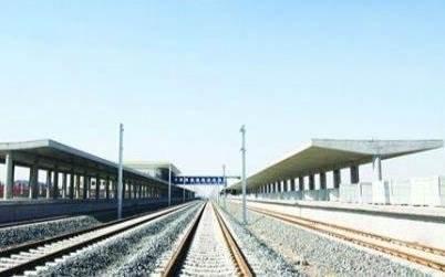 龙烟铁路烟台西站基本完工 计划下旬联调联试