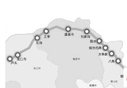 蓬栖高速、龙烟铁路计划年底前通车