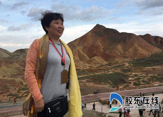 直爽女汉子张锦绣:用心服务 旅游让生活更美好