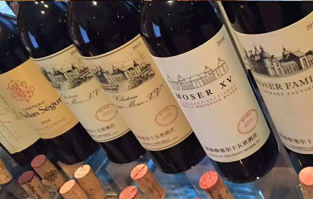 宁夏张裕摩塞尔十五世酒庄出品的干红和干白现已销往欧洲14个国家