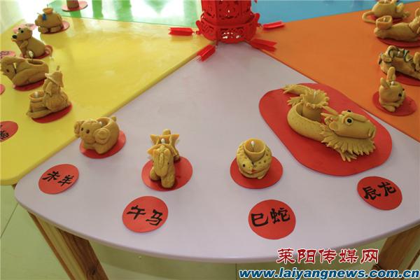 山水幼儿园:欢乐闹元宵 弘扬传统文化 教育 莱