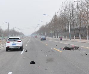 醉酒驾驶电动车逆行撞上小客车 驾驶员不幸身亡