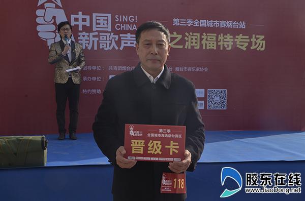 57岁选手杨效斌晋级