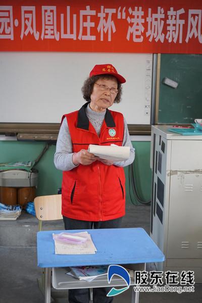 说到做义工的经历,王忠华总是感触很深
