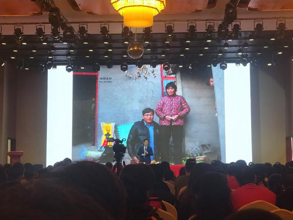 无腿演说家陈州携手吴子钦老师举办烟台超级演讲会