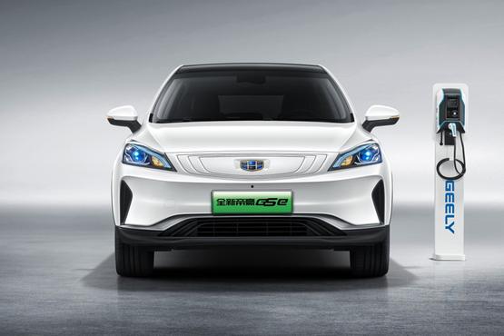 吉利全新电动SUV超炫酷