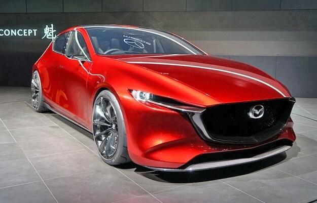 新一代马自达3或于11月洛杉矶车展首发