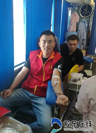福山公路局志愿者献血