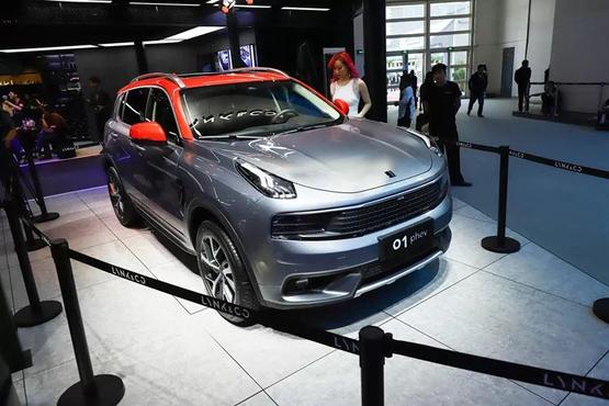 领克新SUV超低油耗1.7升 纯电续航里程51公里