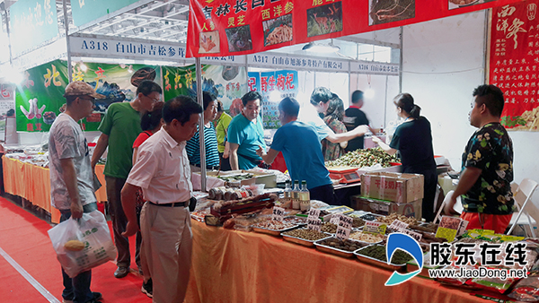 """健康生活从""""吃""""开始!东亚食博会展商主打天然食品"""