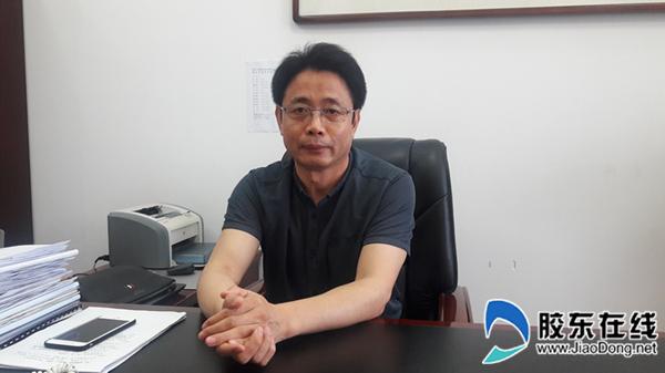 烟台工程职业技术学院副院长李一龙