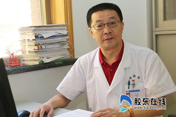 烟台毓璜顶医院神经外科副主任、血管神经外科主任吴鑫教授