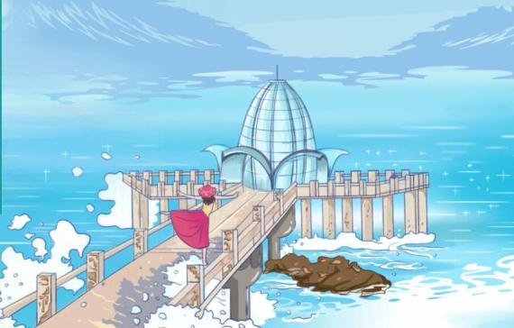 一起看黄海栈桥,天马栈桥,养马岛栈桥,长岛栈桥,烟台栈桥