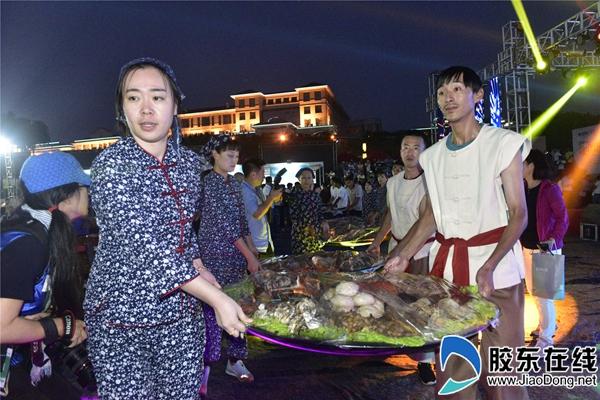 长岛海鲜节已连续举办八届