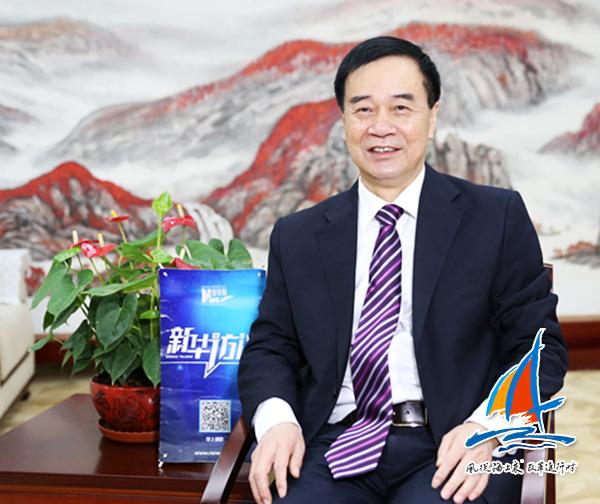 张国良接受媒体专访