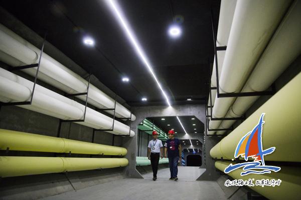 徐圩新区地下综合管廊