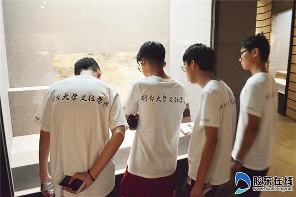 small创客团队参观博物馆