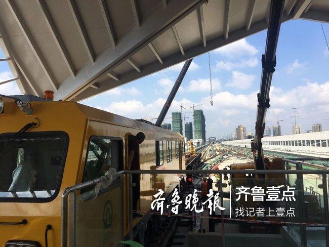 青岛地铁13号线月底空载试运行 全程仅65分钟