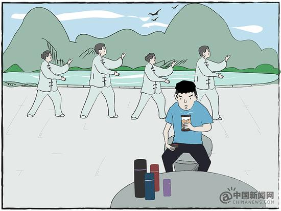 校门素材图漫画版