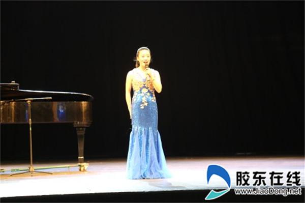 烟台第三届校园音乐舞蹈技能竞赛在烟台艺校落幕2