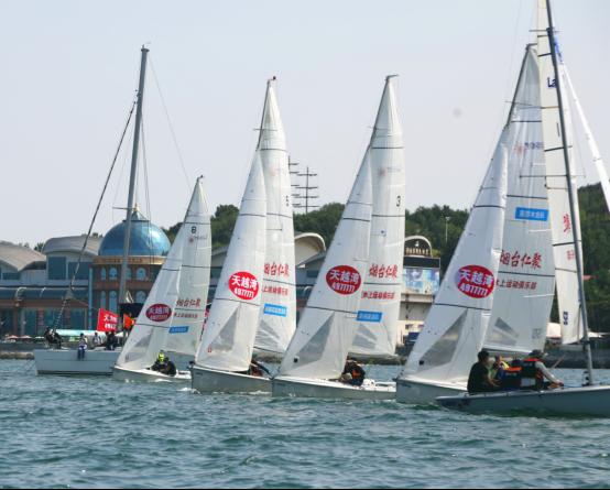 2018烟台帆船公开赛353