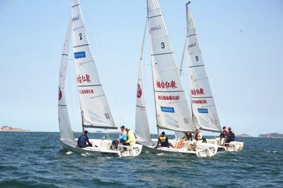 2018烟台帆船公开赛580