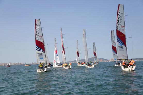 2018烟台帆船公开赛581