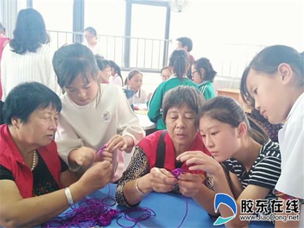 学活动��o��/d�/&_长岛第一实验学校开展聘请校外辅导老传少学活动
